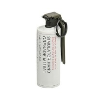 Граната M116A1 - емкость для газа [ACM]