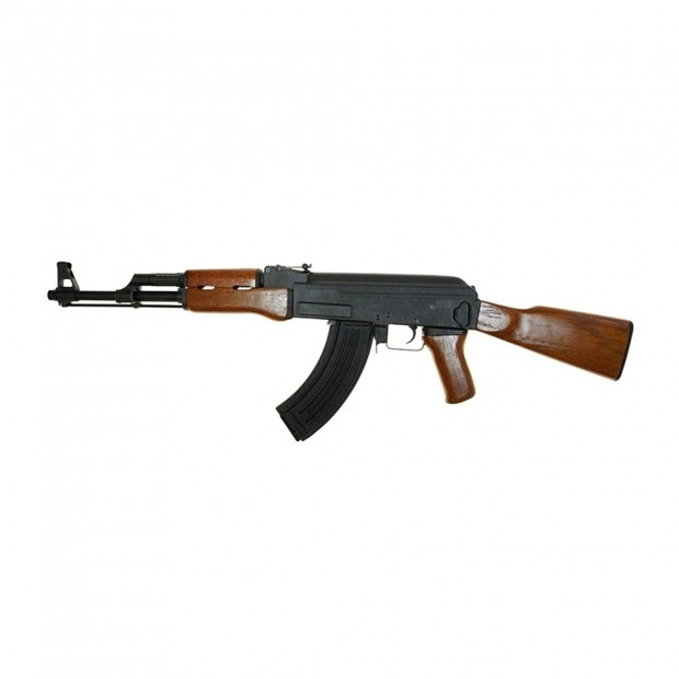 Автомат AK47 Wood EBB [CYMA]