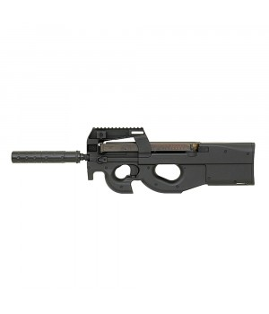 Пистолет-пулемет P90 TR с глушителем [CYMA]