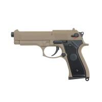Пистолет BERETTA M92F/M9 - CM.126D [CYMA]