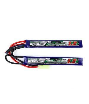 7.4V 1200mAh 25-50C Li-Po - аккумулятор [Turnigy]