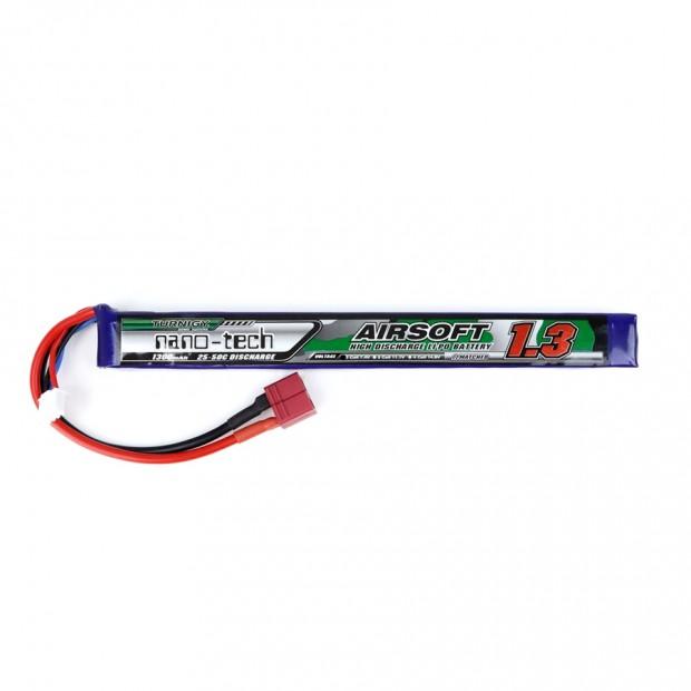 7.4V 1300mAh 25-50C Li-Po - акумулятор [Turnigy]