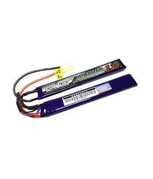 7.4V 1400mAh Li-Po 15-25C - акумулятор [Turnigy]