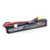 7.4V 1400mAh 2S 15~25C Li-Po - акумулятор [Turnigy]