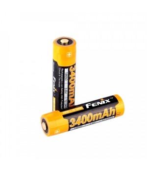 Аккумулятор 18650 FENIX ARB-L18, 3500mAh
