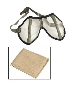 WWII протипилові окуляри Африканського корпусу (DAK)