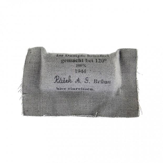 WH індивідуальний перев'язочний пакет (вз. 1944 р)
