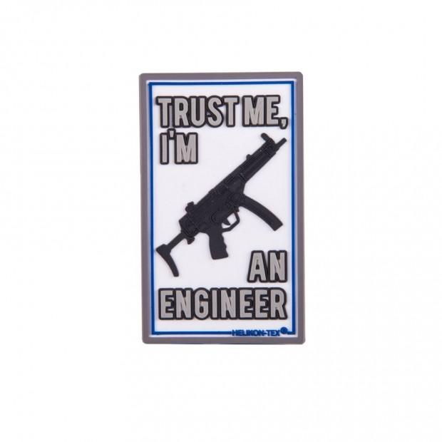 Емблема TRUST ME IM AN ENGINEER
