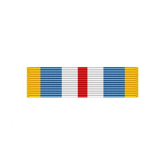 "Планка медали МО США ""За отличную службу"""