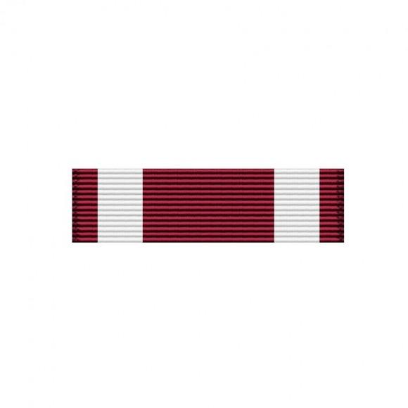 """Планка медалі """"За похвальну службу"""" ВО США"""