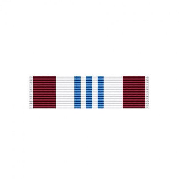 """Планка медалі """"За похвальну службу"""" МО США"""