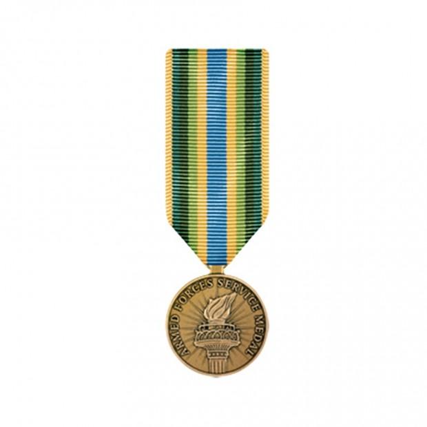 """Медаль """"За службу в збройних силах"""" США"""