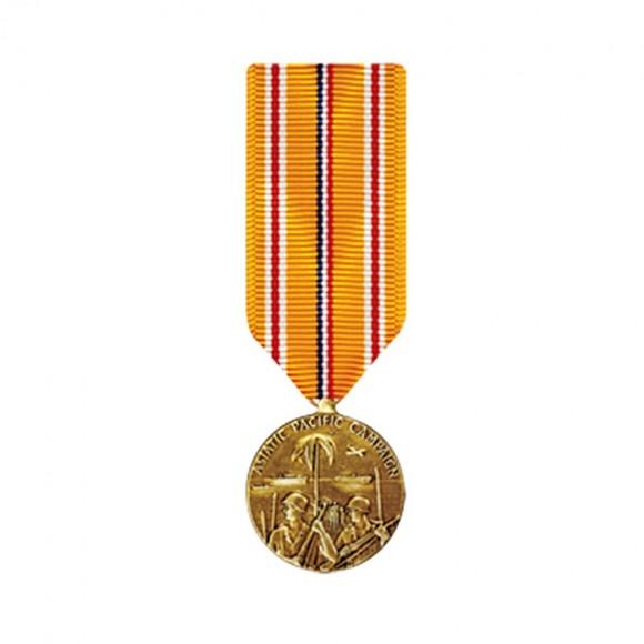 """Медаль """"За Азиатско-тихоокеанскую кампанию"""""""