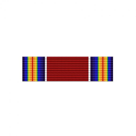 """Планка """"Медали Победы во Второй мировой войне"""" США"""