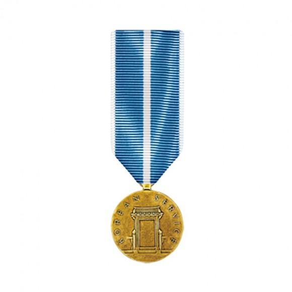"""Медаль """"За службу в Корее"""" США"""
