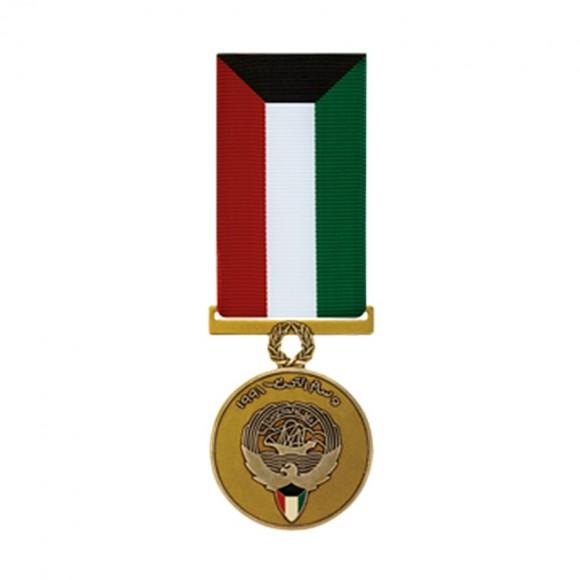 """Медаль """"За освобождение Кувейта"""" (Kuwait)"""