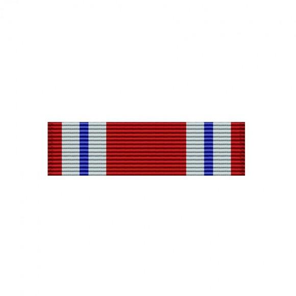 "Планка медалі ""За бойову готовність"" США"