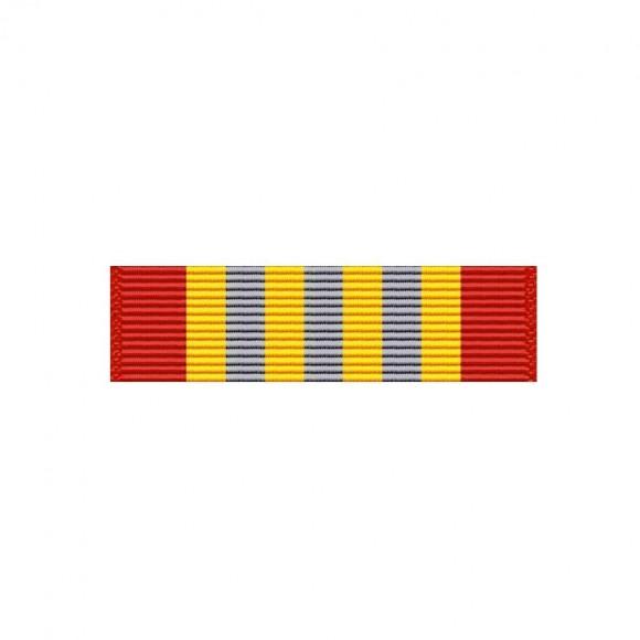 """Планка медалі """"За заслуги"""" Південний В'єтнам"""