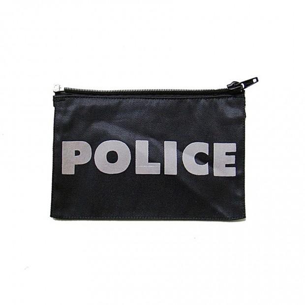 Бейдж POLICE на нагрудну кишеню