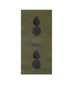 Набір нашивок US Army Ordnance Corps - Olive Green
