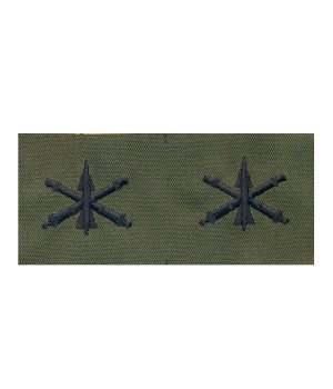 Набір нашивок US Army Air Defense Artillery - Olive Green