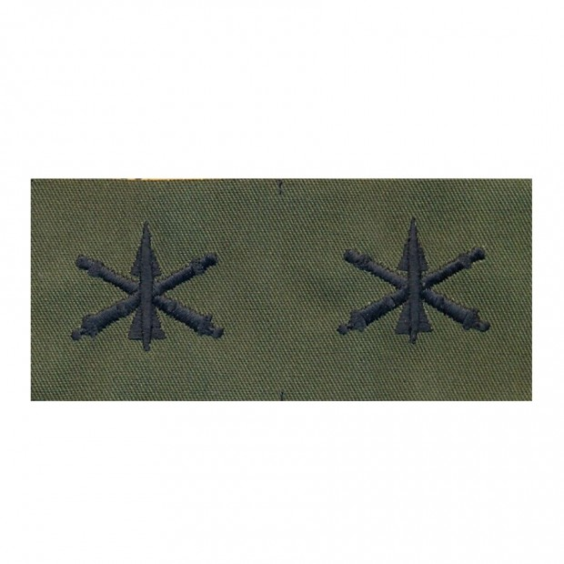 Набор нашивок US Army Air Defense Artillery - Olive Green