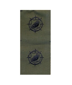 Набір нашивок US Army Transportation Corps - Olive Green