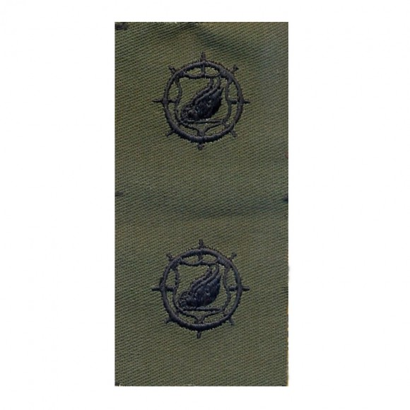 Набір нашивок US Army Transportation Corps - Olive Green