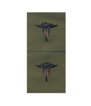 Набір нашивок US Army Nurse Corps - Olive Green