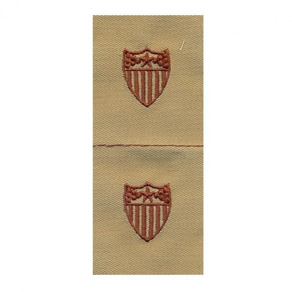 Набор нашивок US Army Adjutant General's Corps - Desert DCU