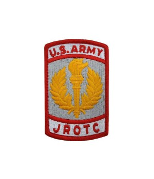 Емблема US Army JROTC