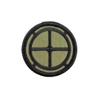 Емблема US Army 35th Infantry Division