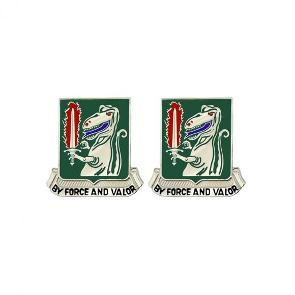 Знак 40-го Кавалерійського полку армії США