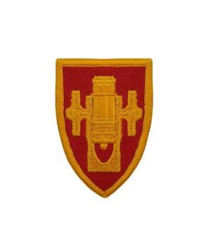 Емблема Польової артилерійської школи США