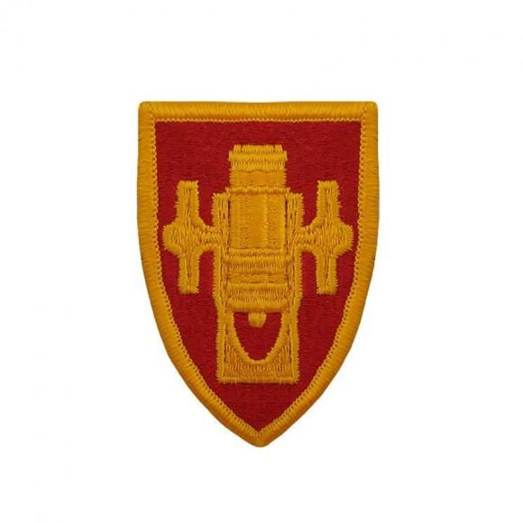Эмблема Полевой артиллерийской школы США