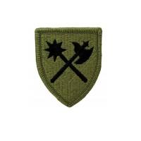 Емблема US Army 194th Armored Brigade
