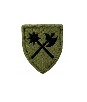 Емблема US Army 194th Armored Brigade