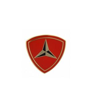 Знак US Marine Corps 3rd Marine Division