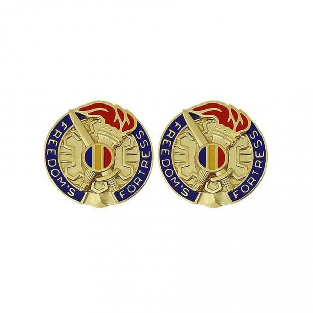 Знак командования TRADOS армии США
