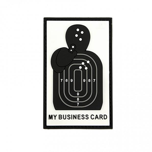 Емблема MY BUSINESS CARD [WaveCombat]