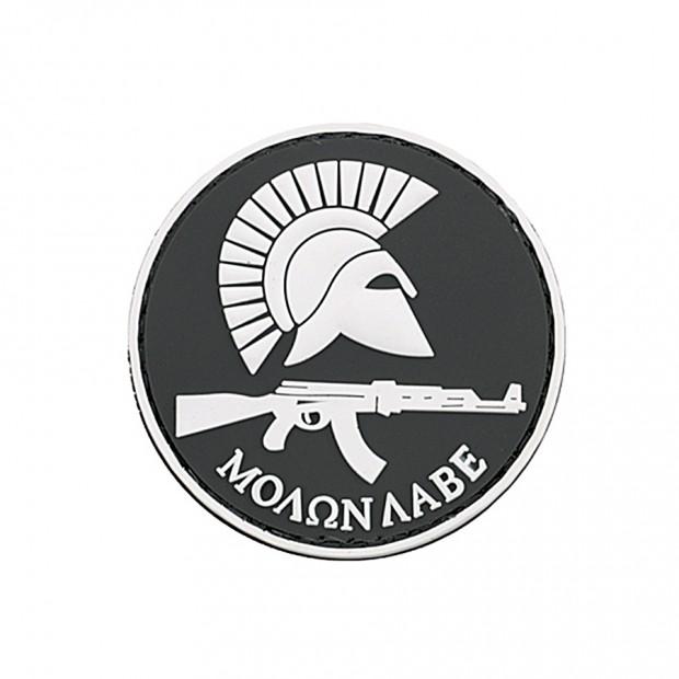 Емблема MOLON LABE AK [8FIELDS]