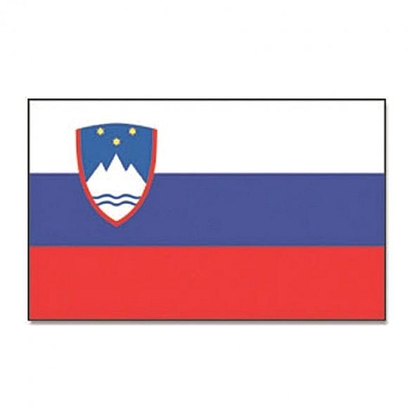 Прапор Словенії