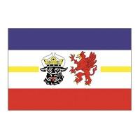 Флаг Мекленбурга-Передней Померании