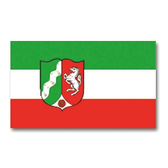 Флаг Северного Рейна-Вестфалии
