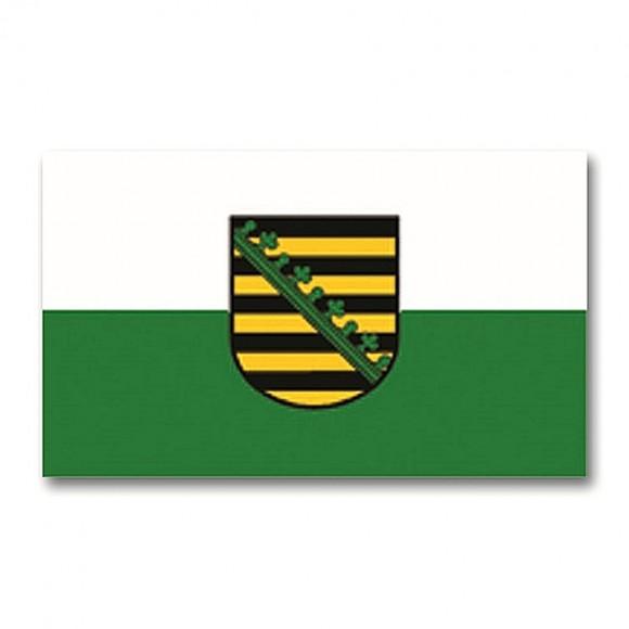 Прапор Саксонії