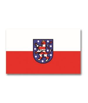 Флаг Тюрингии
