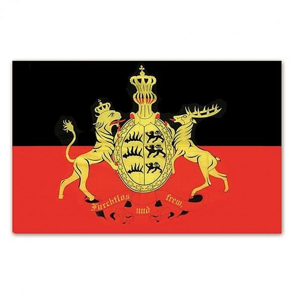 Прапор Королівства Вюртемберг