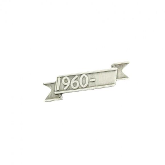 """Знак """"1960"""" на медаль За Вьетнамскую кампанию"""