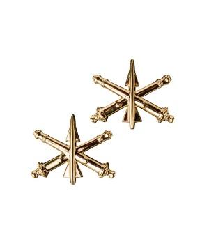 Петлиці офіцера Протиповітряної артилерії армії США