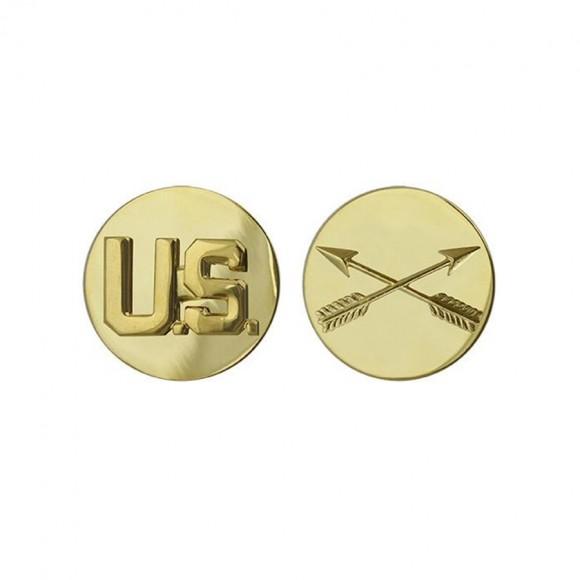Петлиці військовослужбовця Сил спецпризначення армії США